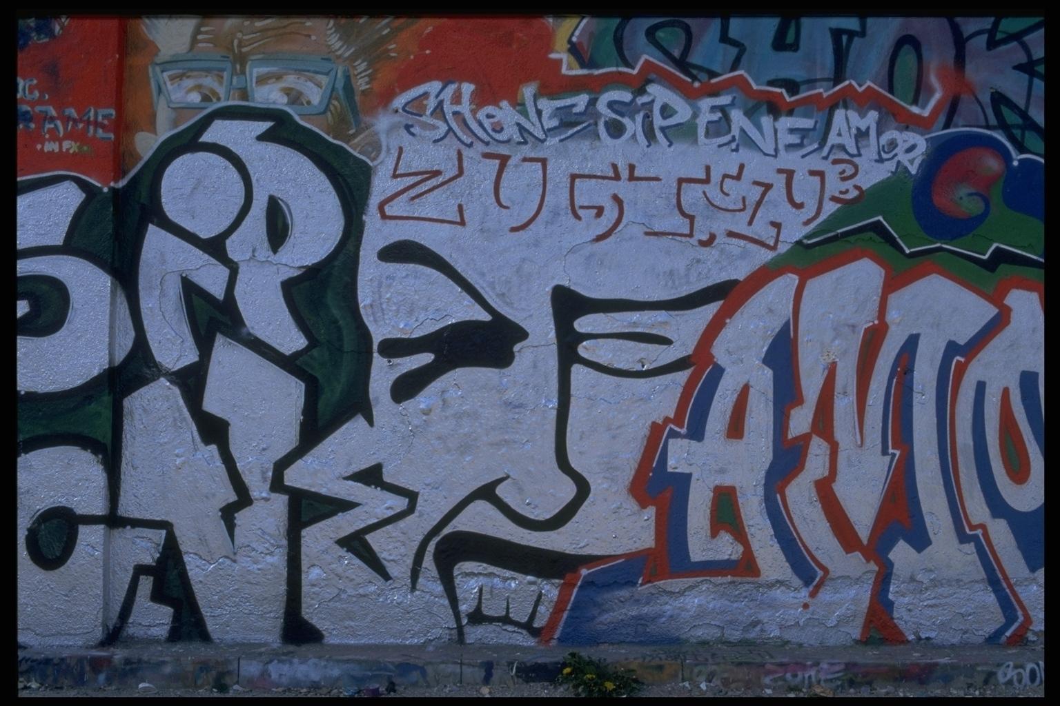 Программа Рисующая Граффити